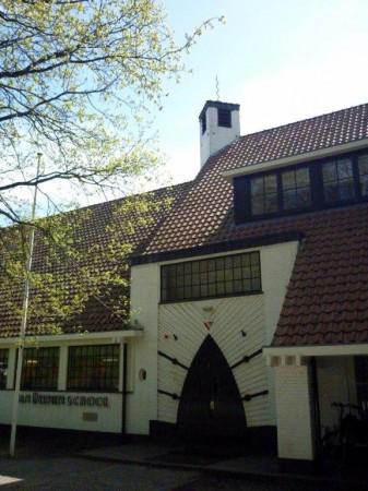 van Reenenschool ingang