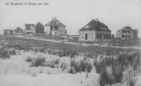 HVB FO 00041 BaZ, Boulevard, verzonden 1930