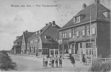 HVB FO 00049 BaZ, Pier Panderstraat, verzonden 1929