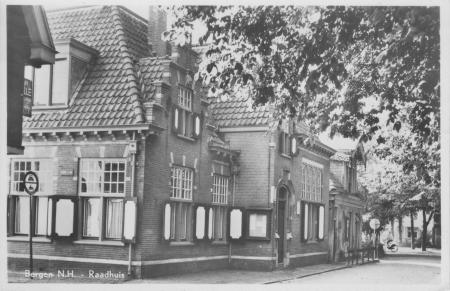 HVB FO 00055 Raadhuis 1954
