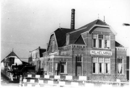 HVB FO 00210  Melkfabriek Wilhelmina