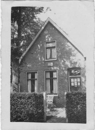HVB FO 00323  Loudelsweg 51, huis Anna Monica, 1935
