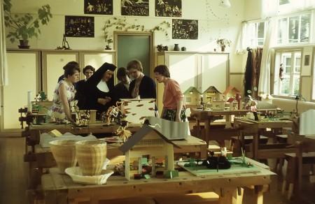 HVB FO 00327  Kweekschool Ursulinen, 1960