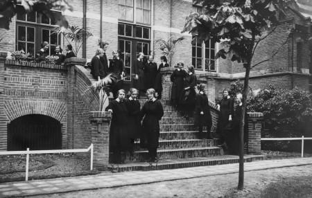 HVB FO 00328  Kweekschool Ursulinen, 1920
