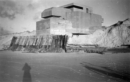 HVB FO 00344  Vuurleidingsbunker bij Bergen aan Zee