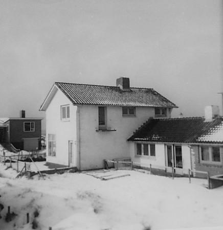 HVB FO 00502  Bergen aan Zee in de winter - Pier Panderweg 6