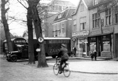 HVB FO 00530  Evacuatie van familie Van Berge, Breelaan 13, 1943