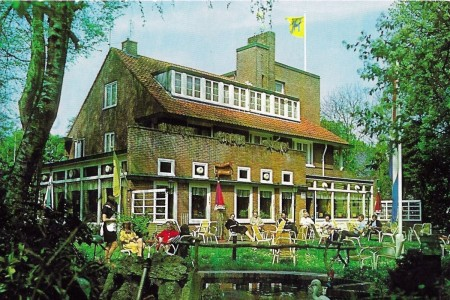 HVB FO 00550  Hotel Hertenkamp omstreeks 1968