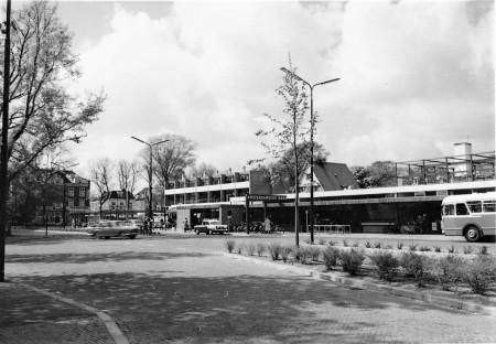 HVB FO 00569  Het Plein, 1960