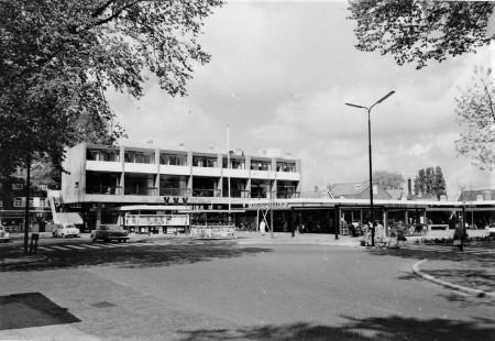 HVB FO 00570  Het Plein, 1960