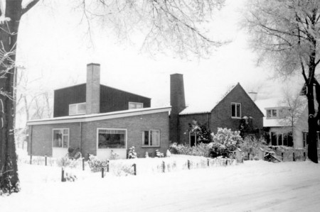 HVB FO 00574  Dr. Van Peltlaan 52, februari 1963