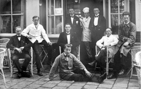 HVB FO 00595  Brigade van de Rustende Jager, 1922