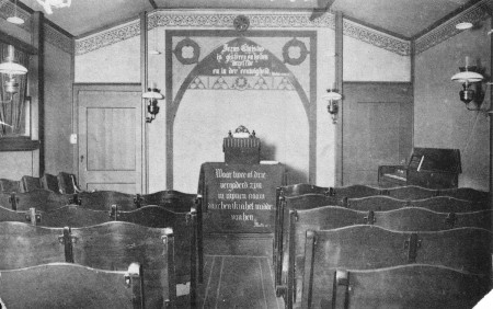 HVB FO 00611  Kapel bij Huize Elim (interieur)