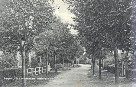 HVB FO 00644  Beemsterlaan, poststempel 1939
