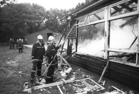 HVB FO 00697  Brand bij de Ursulinen