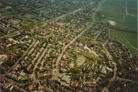 HVB FO 00728  Tuin- en Oostdorp (luchtfoto)