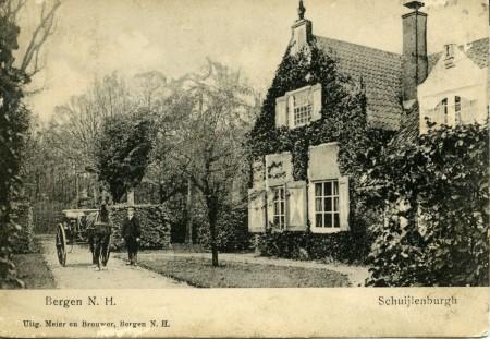 HVB FO 00168  Schuylenburg
