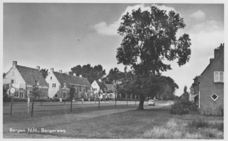 HVB FO 00171  Bergerweg, omstreeks 1960