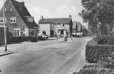 HVB FO 00181  Oosterweg, omstreeks 1960