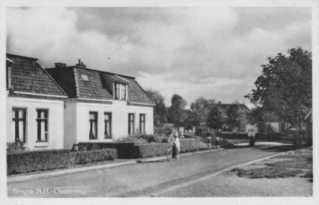 HVB FO 00182  Oosterweg, omstreeks 1970