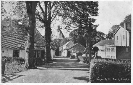 HVB FO 00185  Karel de Grotelaan, poststempel 1949